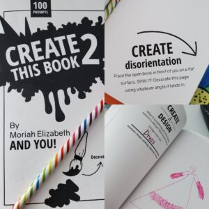 create this book 2 birthday gift for kids