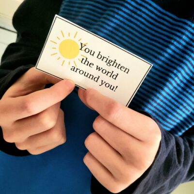 "60 Thoughtful ""Lunchbox Notes"" for KIDS!"
