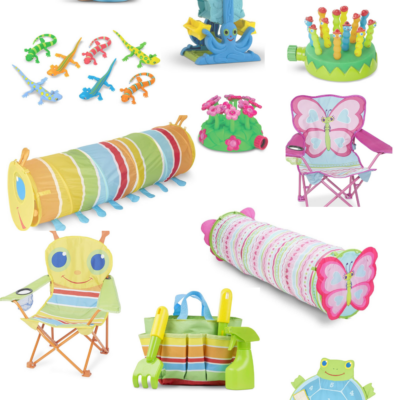 "10 ""Must Have"" Summer Toys for Preschoolers"